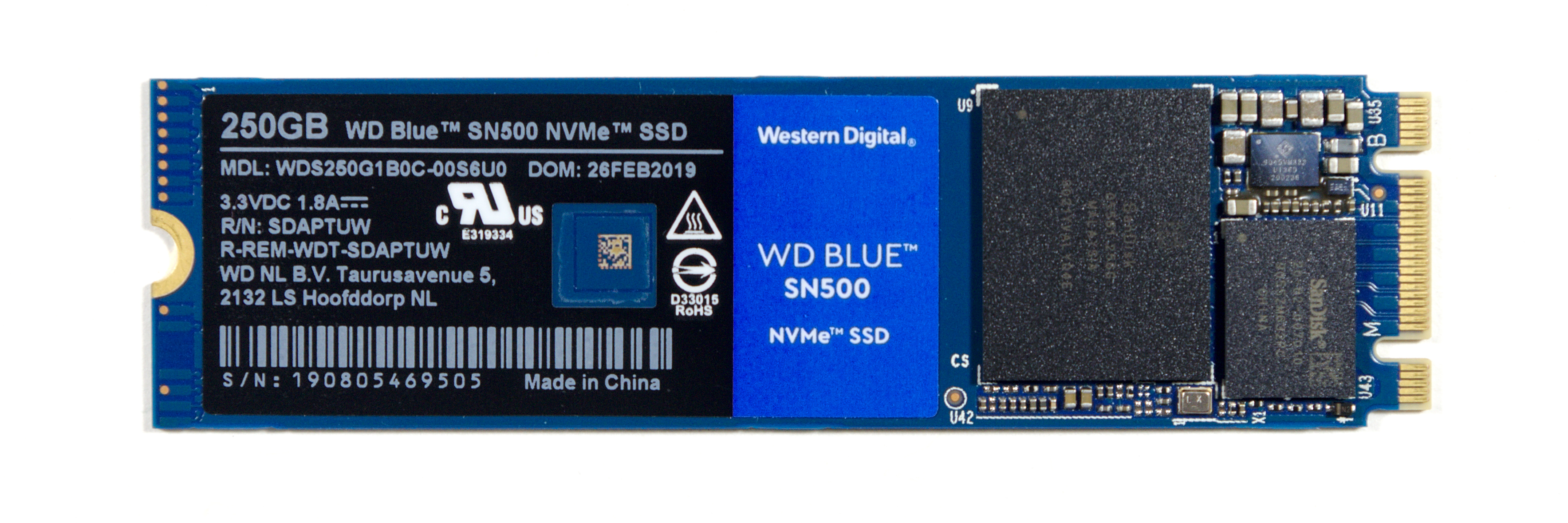 Conclusion - The Western Digital WD Blue SN500 SSD Review