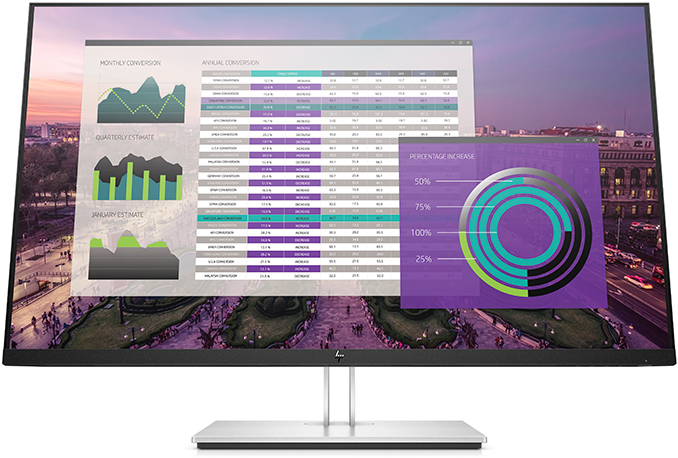 HP Announces EliteDisplay E324q: a $430 31 5-Inch QHD Monitor
