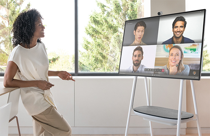 Microsoft's $9,000 Surface Hub 2S Could Be the Ultimate All-in-One for Teams
