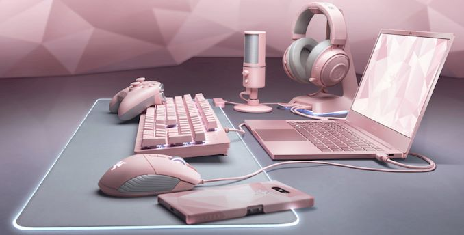 razer expands availability of quartz pink blade stealth 13 laptop peripherals. Black Bedroom Furniture Sets. Home Design Ideas