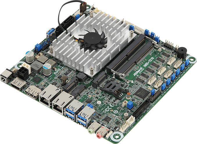 The ASRock IMB-1216: Intel's Whiskey Lake-U Goes Mini-ITX
