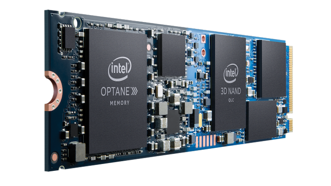 The Intel Optane Memory H10 Review: QLC and Optane In