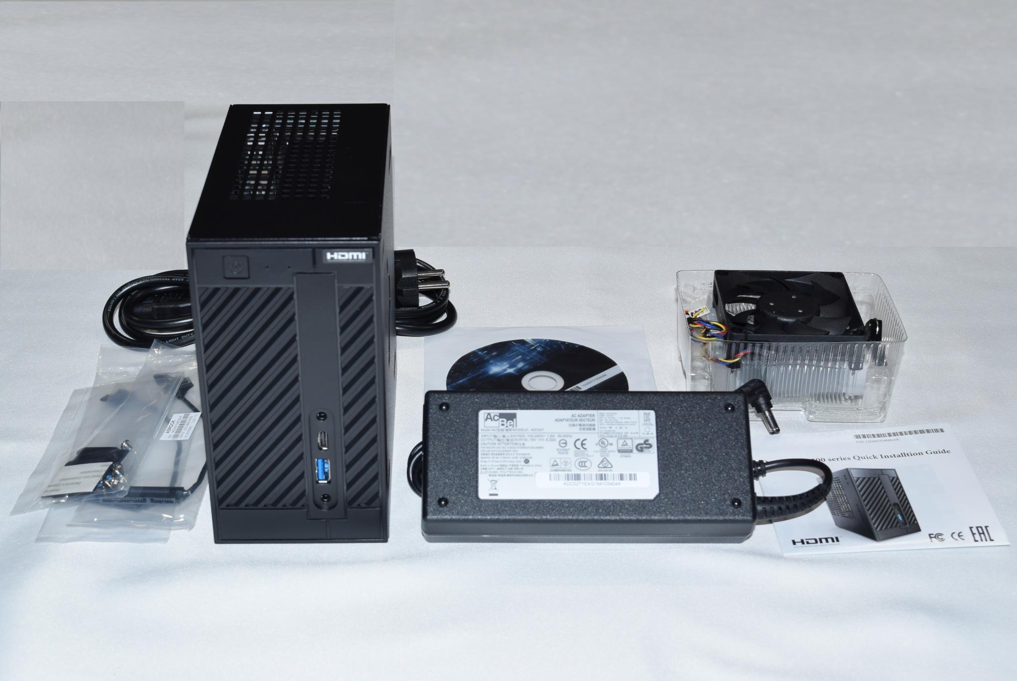 The ASRock DeskMini A300 Review: An Affordable DIY AMD Ryzen