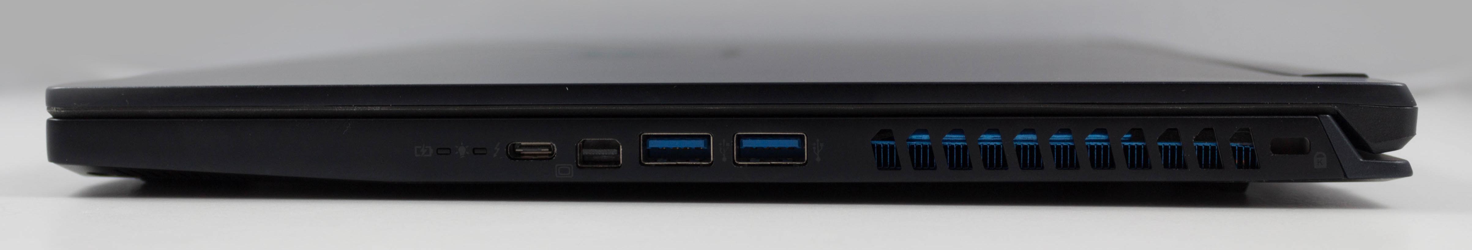 Design - The Acer Predator Triton 500 Laptop Review: Going