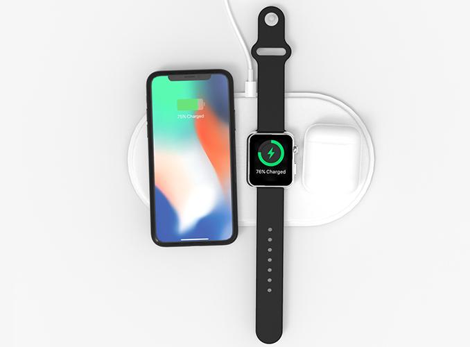 AirUnleashed Wireless Charging Mat: An Attempt at an Apple