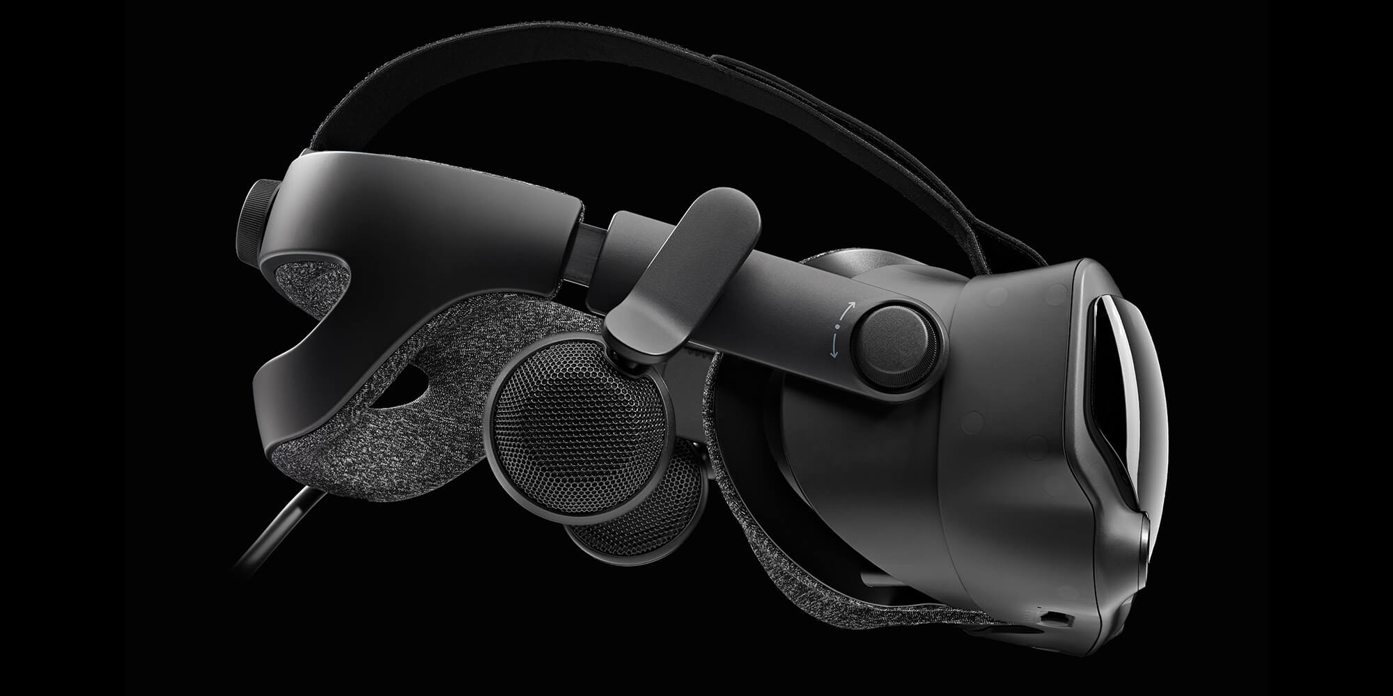 Valve Index VR Headset: 1440×1600 per Eye and 120/144 Hz LCDs