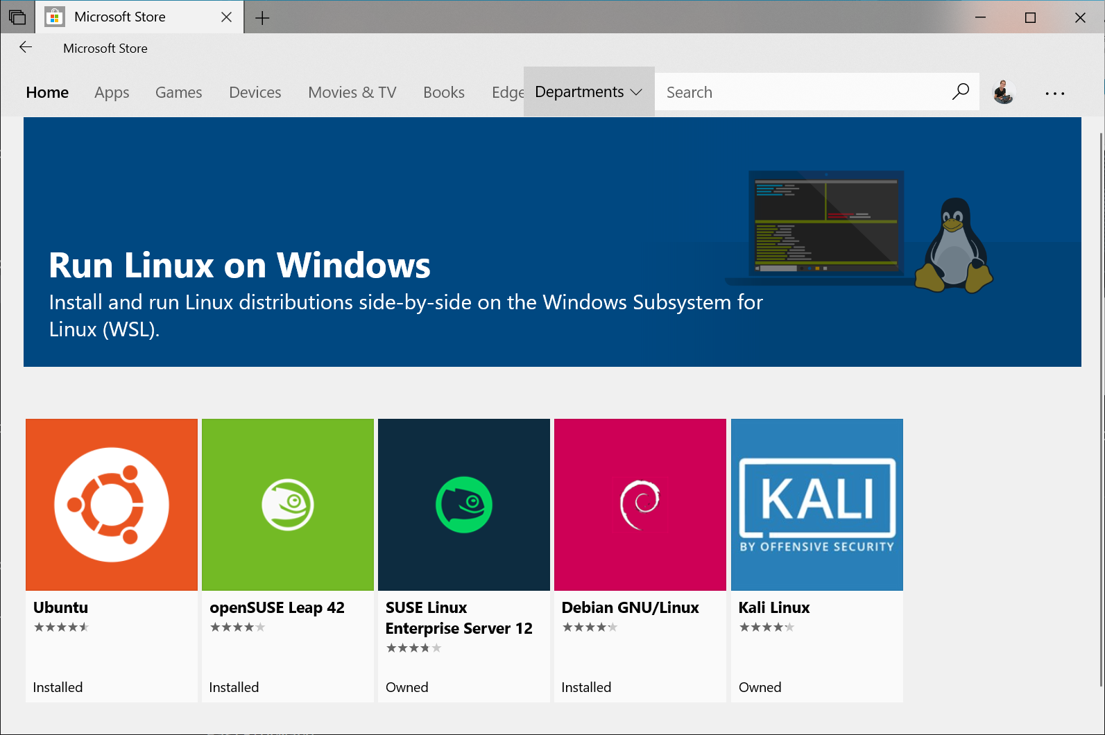 Microsoft Build Day 1: Windows Subsystem For Linux Gets More Linux
