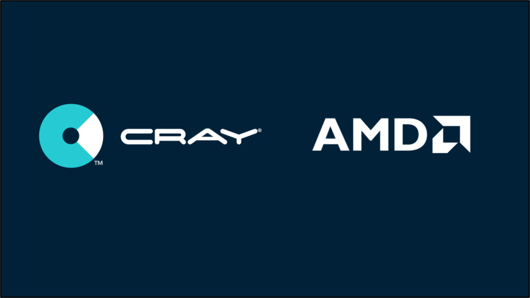 AMD and Cray are building the world's fastest supercomputer