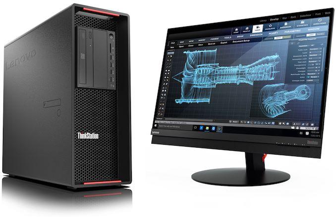 Lenovo ThinkStation P720 و P920 در حال حاضر با Cascade Lake & Quadro RTX 8000   - لپ تاپ استوک