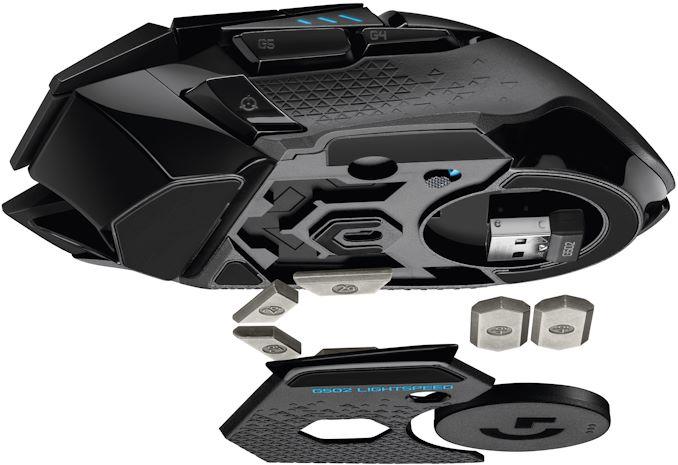 Logitech G502 Lightspeed Mouse را راه اندازی می کند: موس کلاسیک بی سیم است   - لپ تاپ استوک