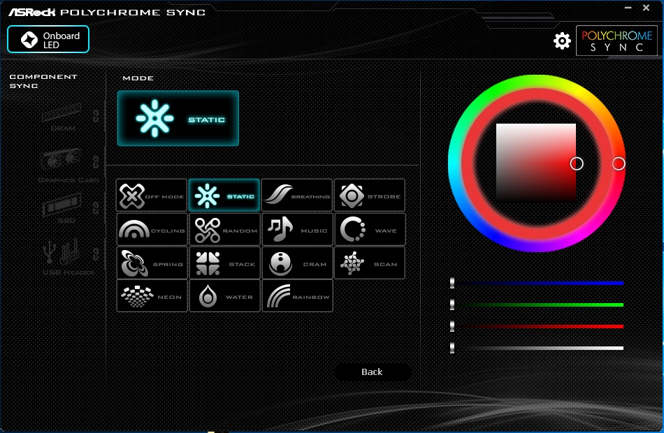 BIOS And Software - The ASRock Z390 Phantom Gaming 7