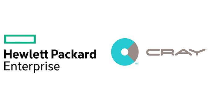 Hewlett Packard Enterprise to Acquire Cray for $1 3 Billion