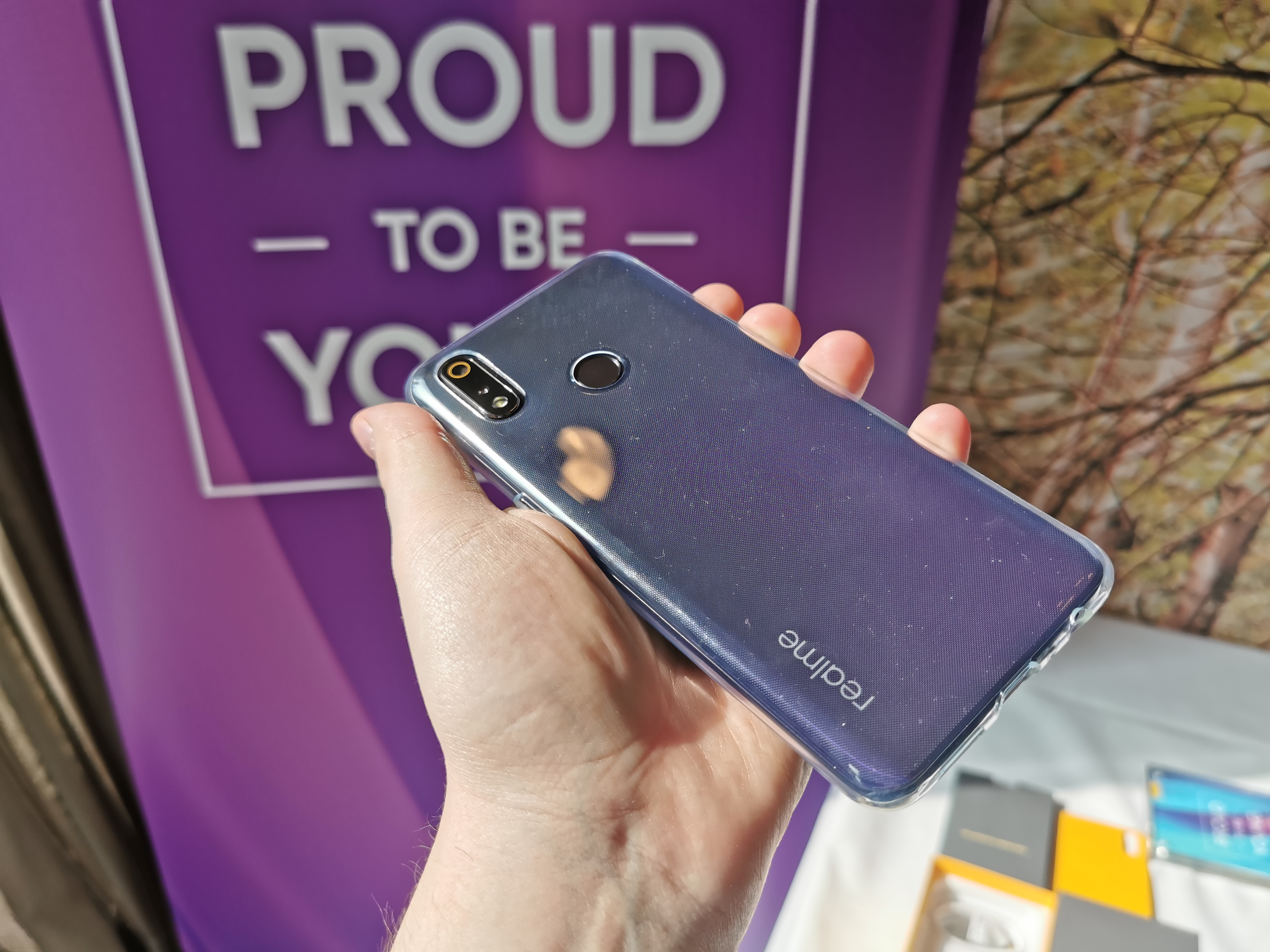 Hands on with the Realme 3 Pro: 6 3-inch Phone with