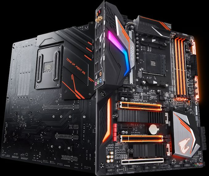 GIGABYTE AM4 Motherboards: PCIe 4 0 Ready for Ryzen 3000