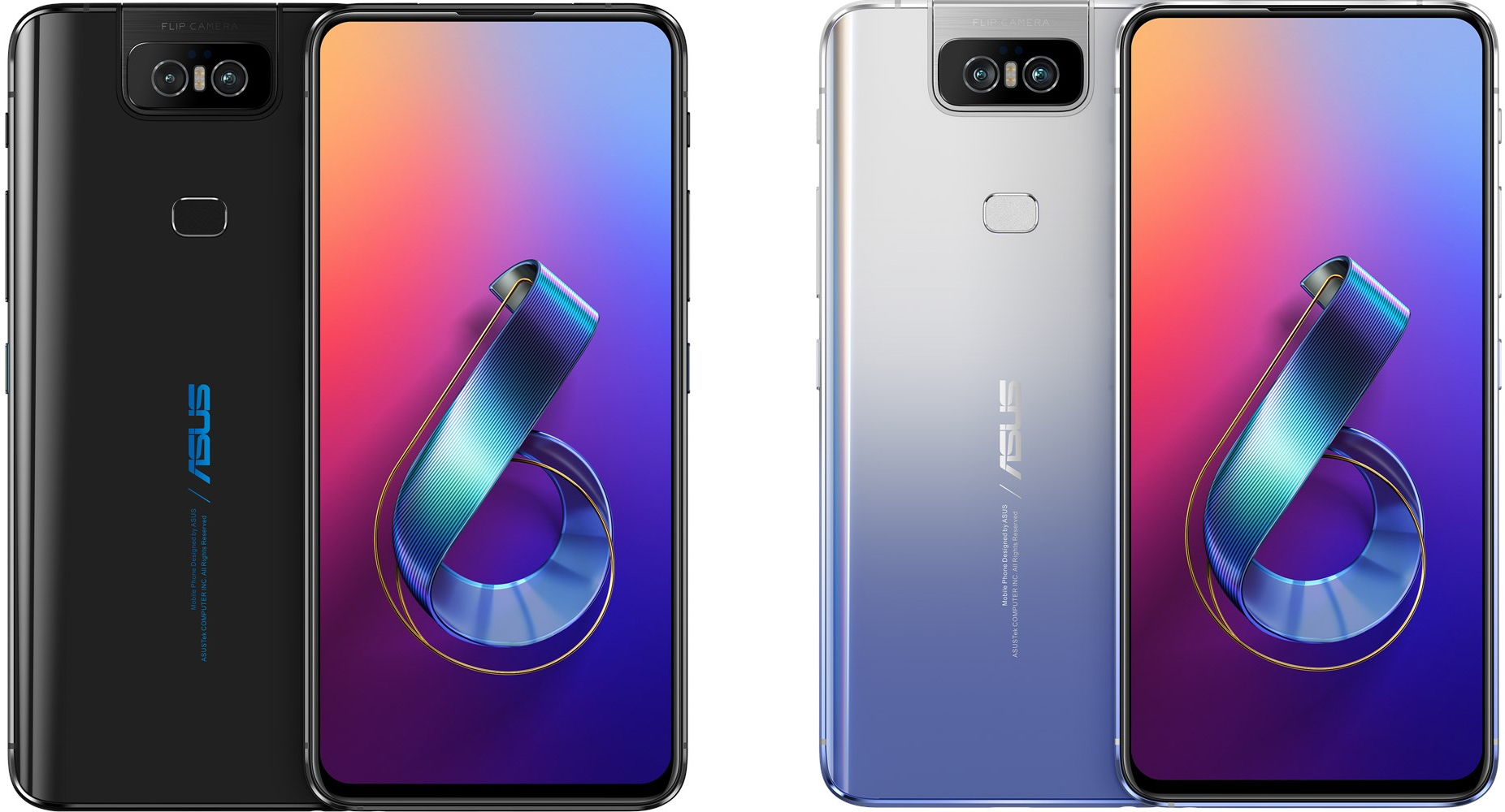 ASUS Launches the ZenFone 6: 6 4-Inch Flagship Phone With Motorized