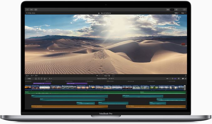 Topmoderne Apple Refreshes 13 & 15-Inch MacBook Pros for 2019: Adds 8-Core GK-79