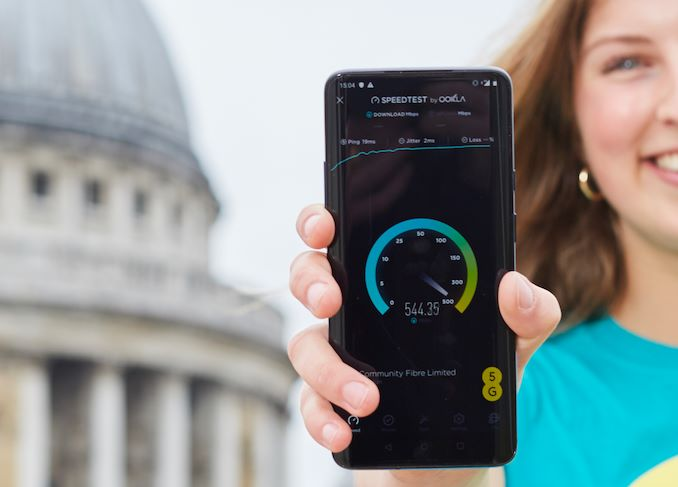 EE to Switch On its UK 5G Network on May 30