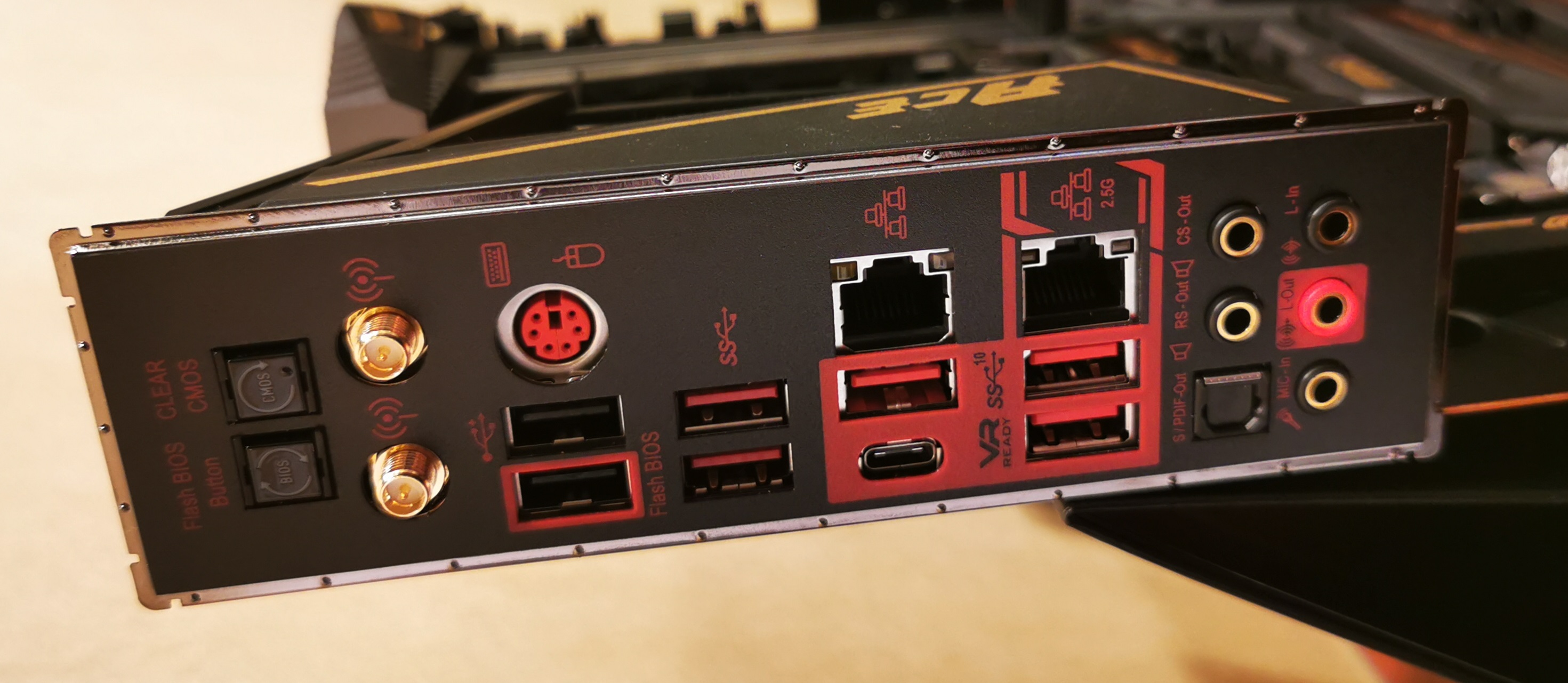 MSI MEG X570 Ace - The AMD X570 Motherboard Overview: Over 35+
