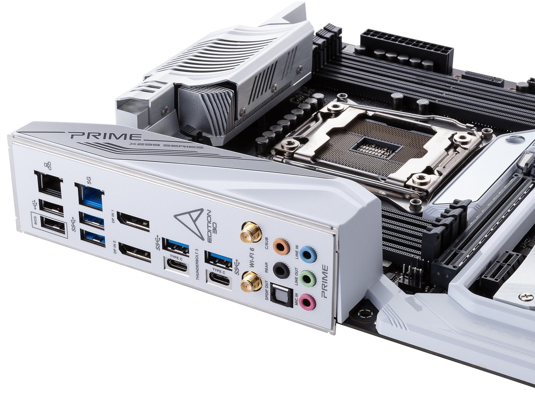 Resultado de imagen para Prime X299 Edition 30 en Computex 2019