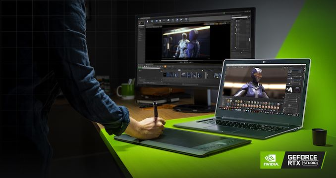 Nvidia announces its new Studio platform aimed at creatives