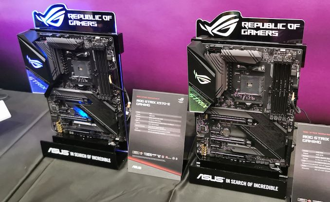 Asus Rog Strix X570 E And Rog Strix X570 F Gaming Motherboards Announced