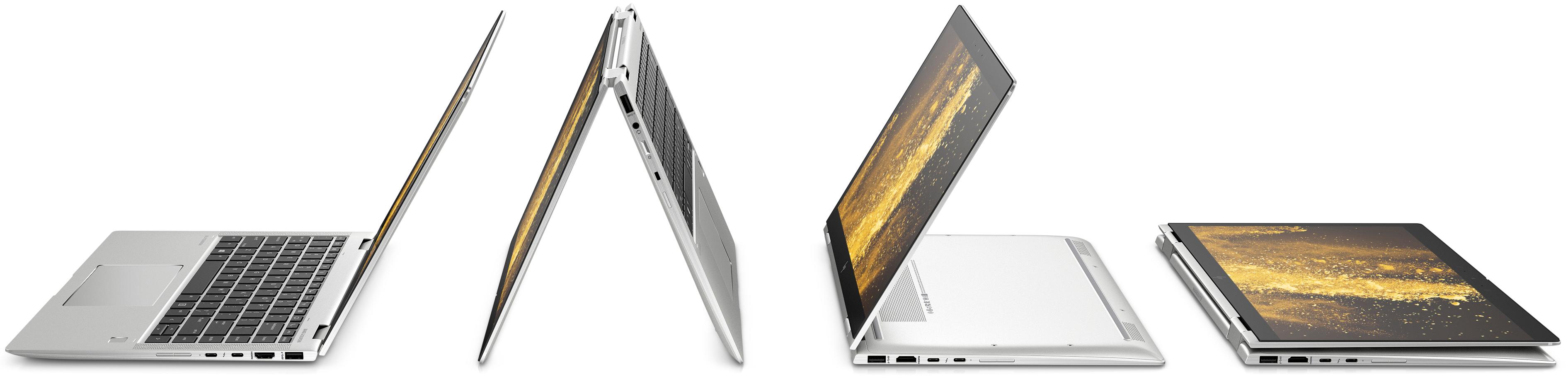 HP EliteBook x360 1040 G6 Positions