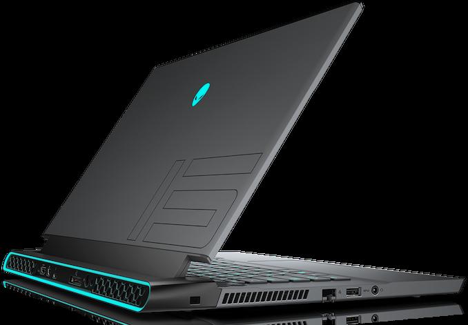 به روز رسانی Dell لپ تاپ های بازی Alienware m15 و m17: شاسی جدید، پردازنده های جدید و نمایشگر OLED اختیاری   - لپ تاپ استوک