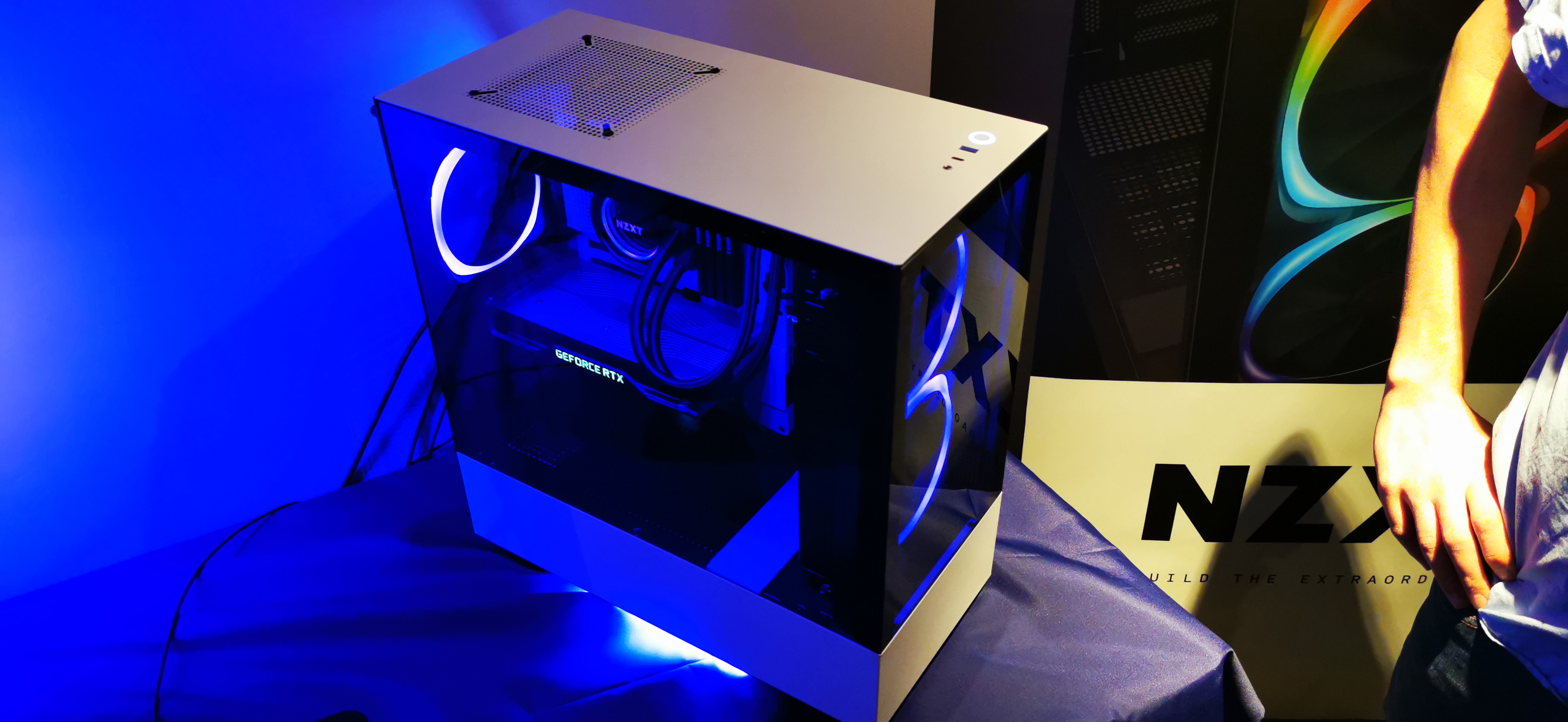 Nzxt Refreshes H Series New H510 Elite Chassis With Rgb