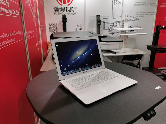 Spotted at Computex: The Worst Fake MacBook Air