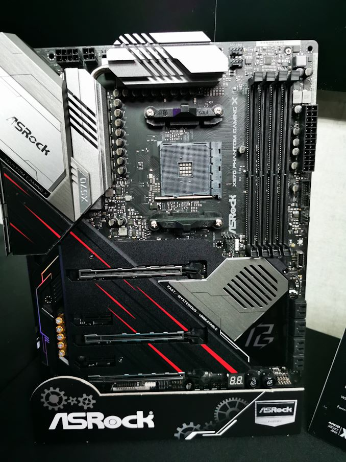 ASRock X570 Phantom Gaming X: DDR4-4666, Triple PCIe 4 0 M 2, Wi-Fi