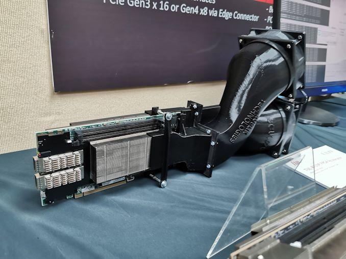 در Computex ظاهر شده است: نهایی GPU هوا خنک کننده راه حل   - لپ تاپ استوک