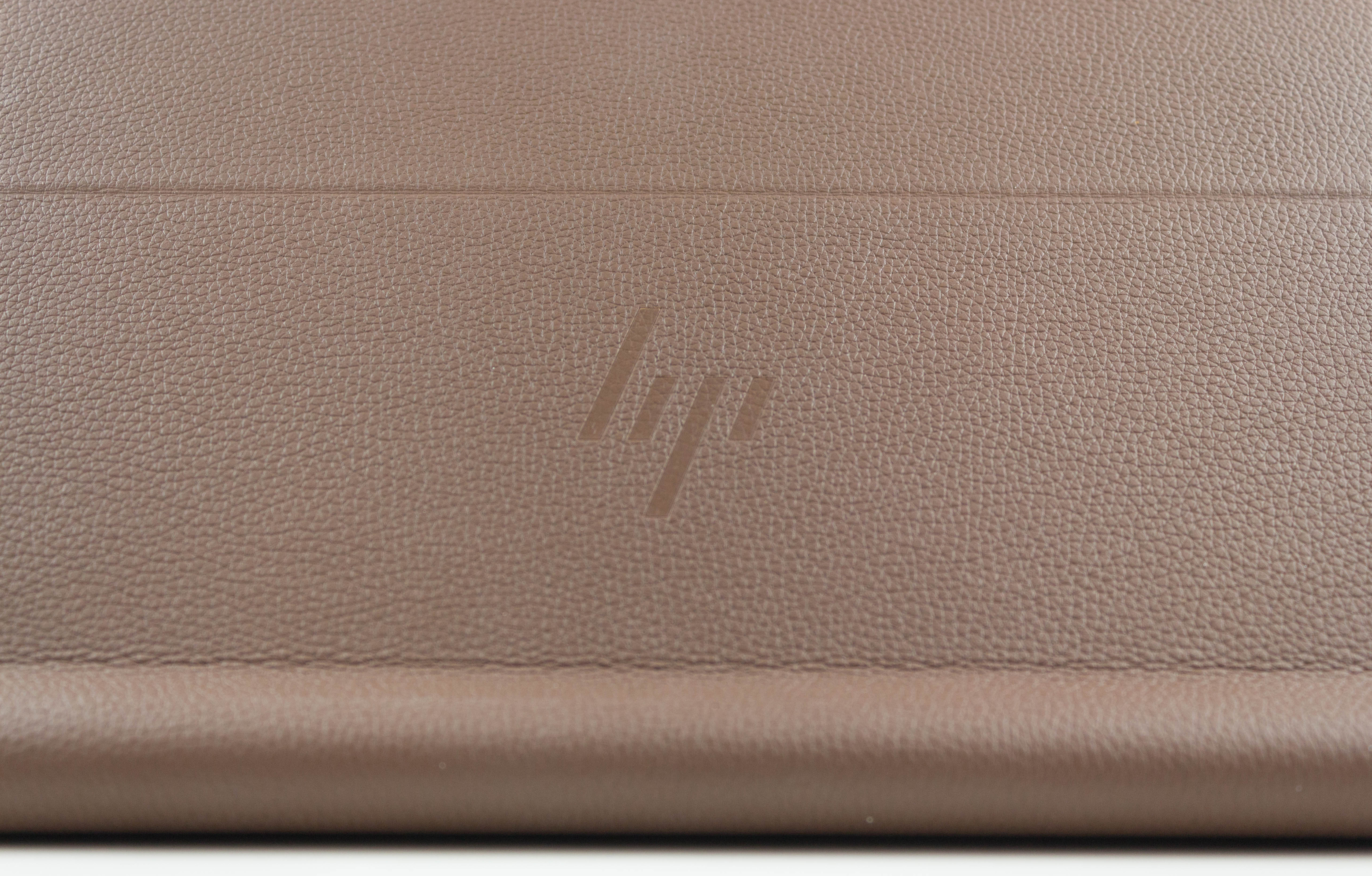 The HP Spectre Folio Review: Luxurious Leather Laptop