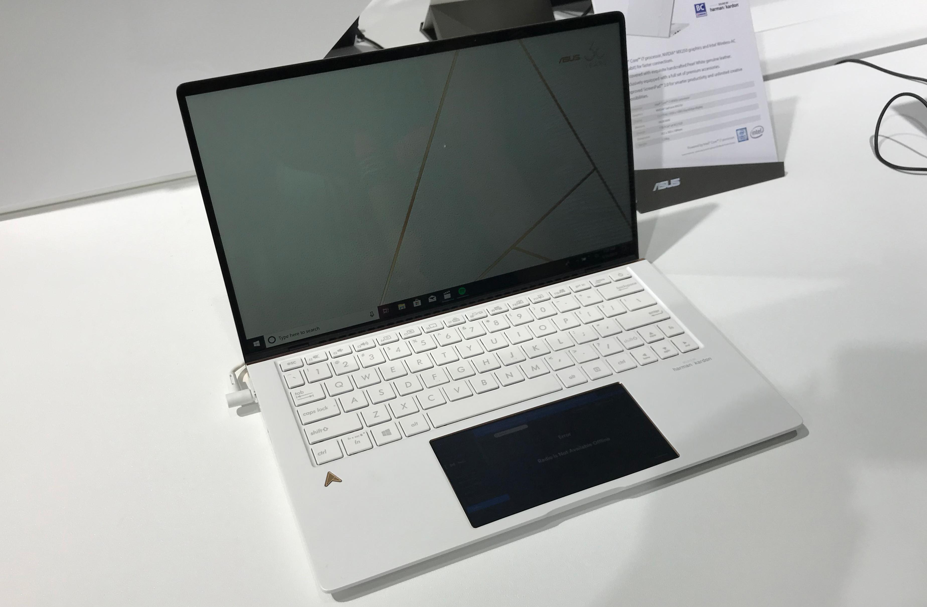 ASUS Unveils ZenBook Edition 30 Laptop: 13 3-Inch Dual