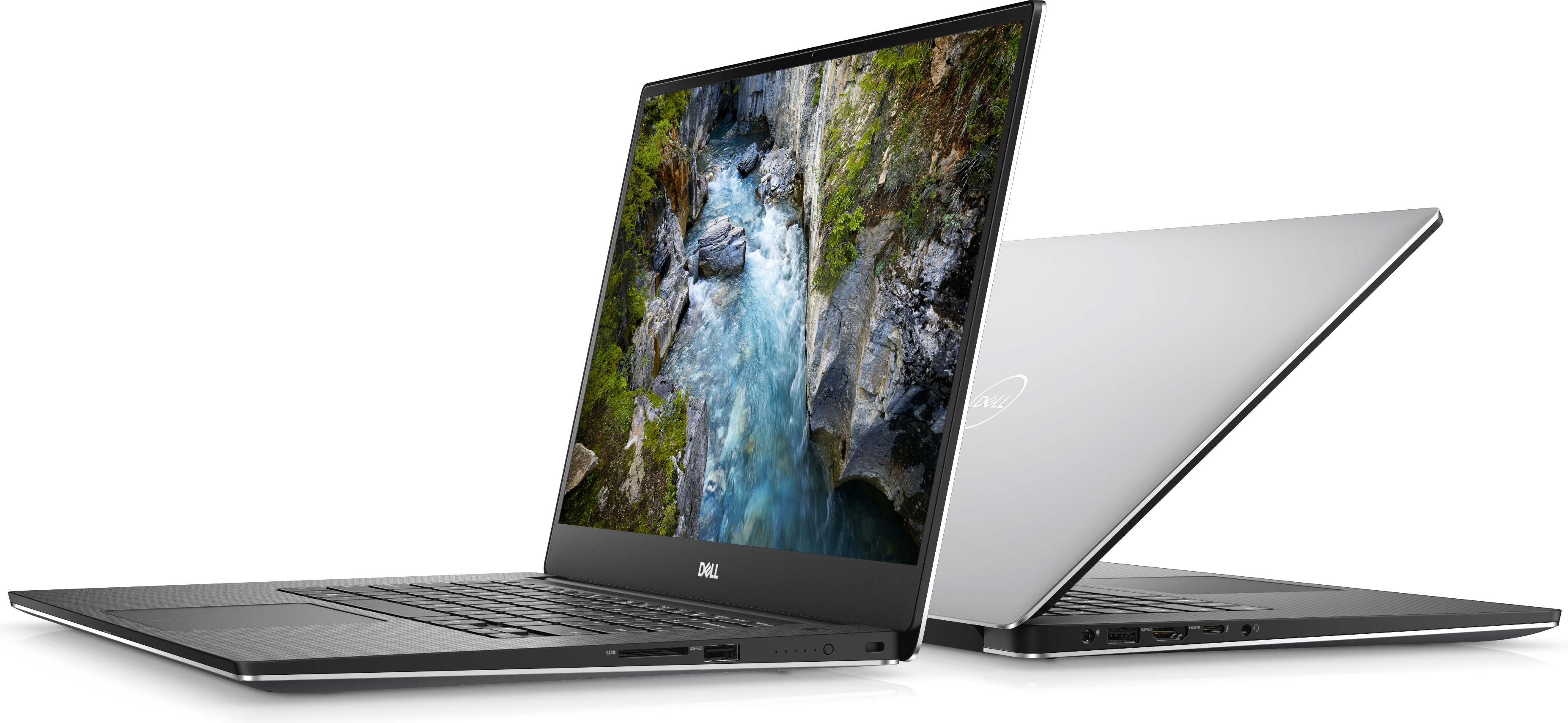 Dell Launches XPS 15 7590: Up to 5 GHz and Overclockable, 15 6-Inch OLED