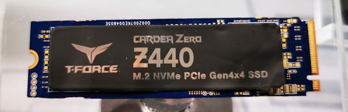 TeamGroup Cardea Zero PCIe 4.0 x4 SSD: Up to 1 TB