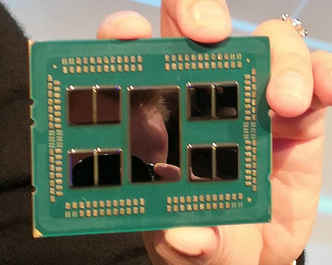 AMD Rome chip
