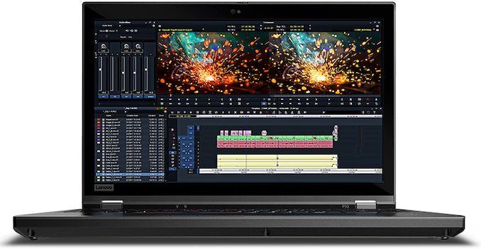 Lenovo ThinkPad P53: Core i9, 128 GB RAM, Quadro RTX 5000, OLED