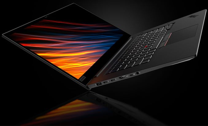 Lenovo ThinkPad P1 Gen 2 را معرفی می کند: شاسی جدید فیبر کربن 15.6 اینچ  - لپ تاپ استوک