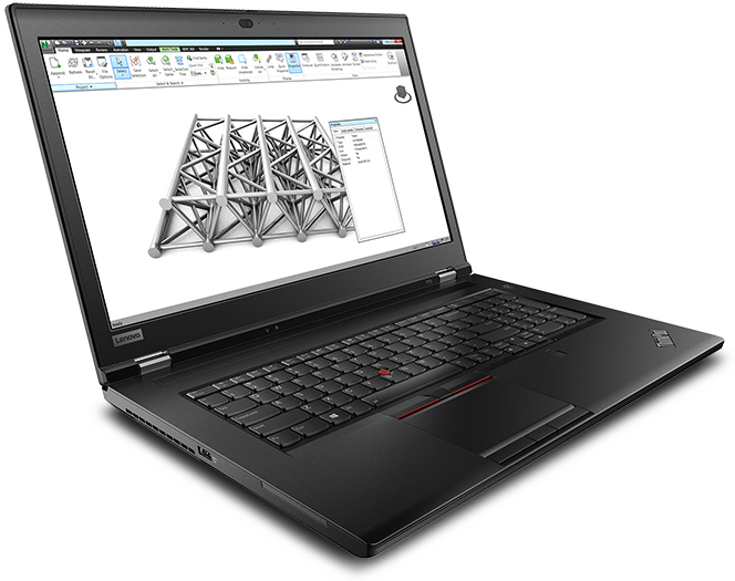 Lenovo Reveals ThinkPad P73: A 17.3-Inch DTR Notebook with Dolby Vision