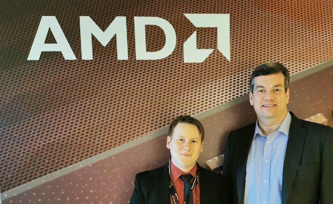 An Interview With Amd S Forrest Norrod Naples Rome Milan Genoa