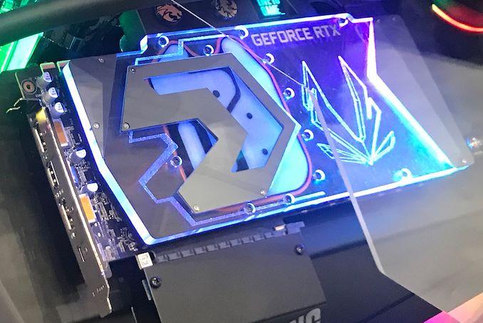 ZOTAC's GeForce RTX 2080 Ti ArcticStorm: A Single-Slot GeForce RTX 2080 Ti