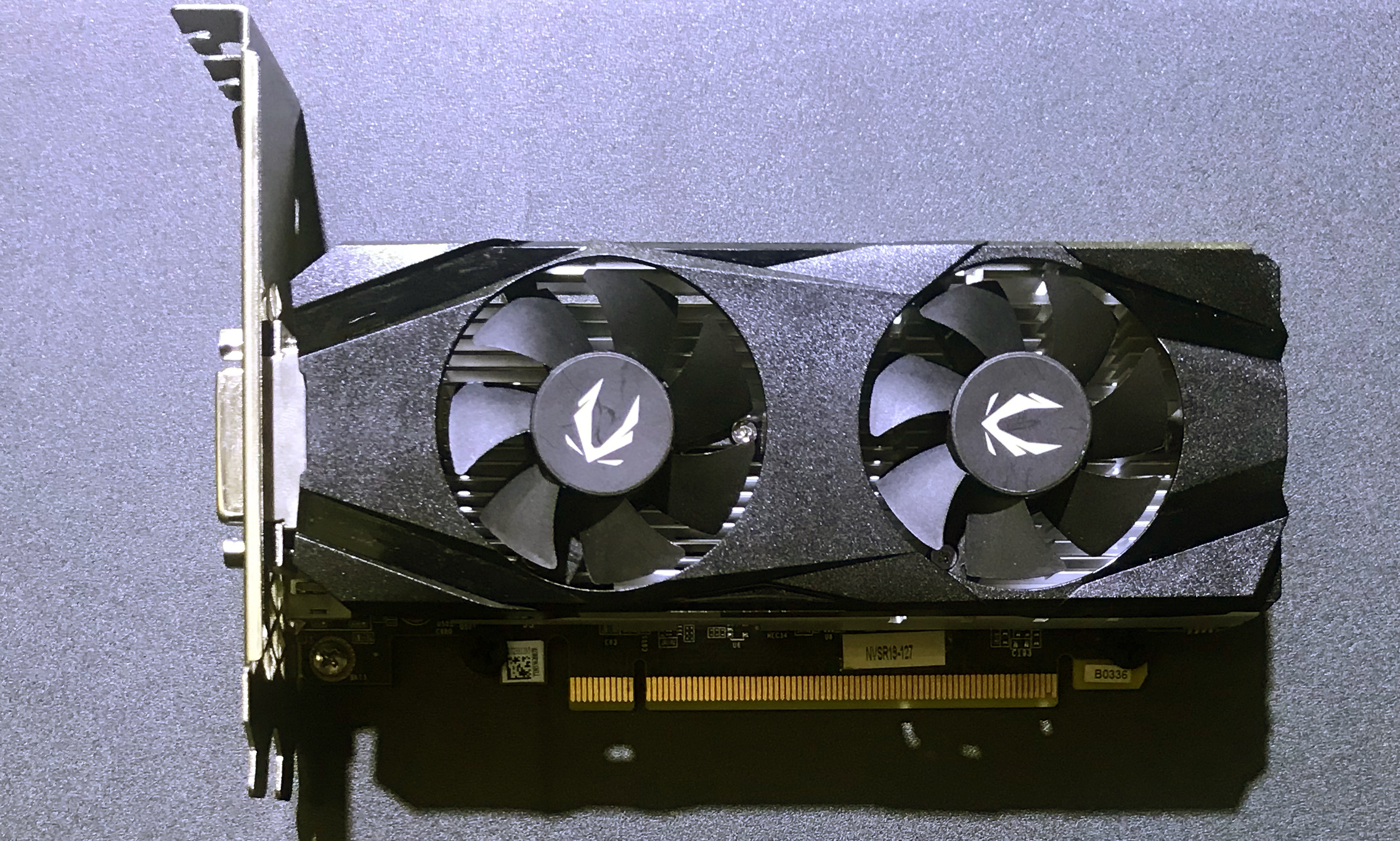 MSI & ZOTAC with New Double-Slot Low-Profile GeForce GTX