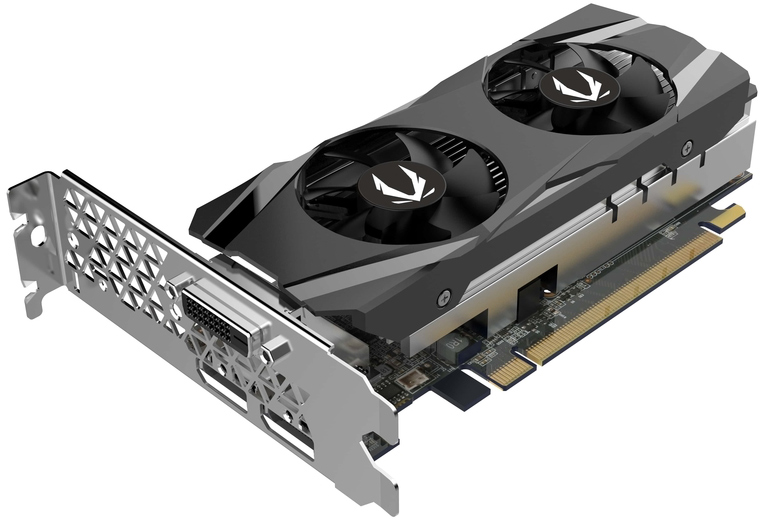 MSI & ZOTAC with New Double-Slot Low-Profile GeForce GTX 1650 GPUs