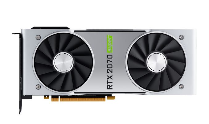 The NVIDIA GeForce RTX 2070 Super & RTX 2060 Super