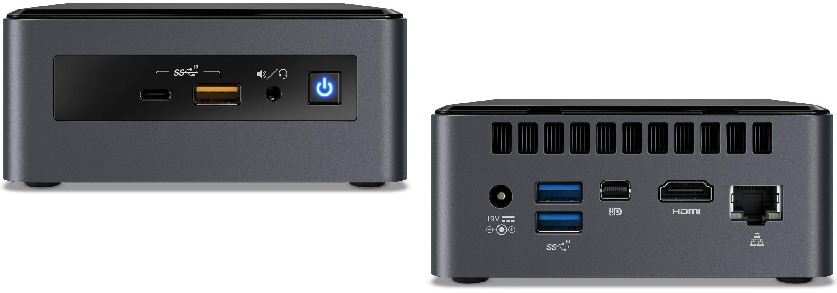 Intel's Islay Canyon Mini NUCs Available: Whiskey Lake