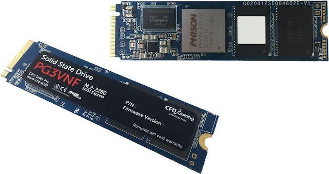 Phison PS5016-E16 PCIe 4 0 SSDs: Random Read/Write