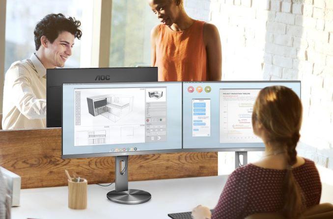 AOC's Professional U2790PQU Monitor: 4K, 10-Bit, IPS, Sub $350