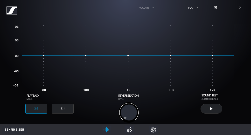 Software & Functionality - The Sennheiser GSP670 Wireless