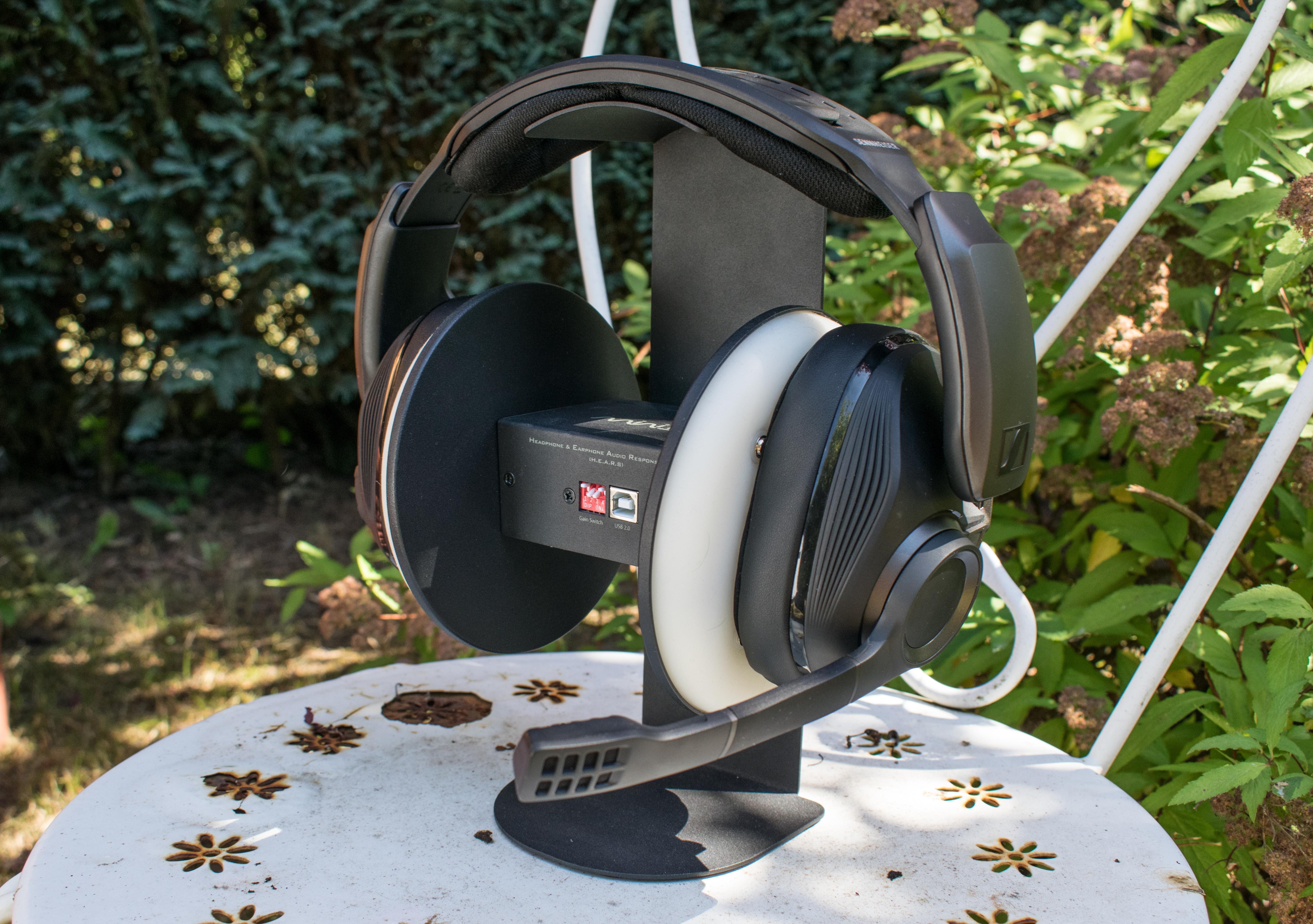 Audio Quality Measurement - The Sennheiser GSP670 Wireless