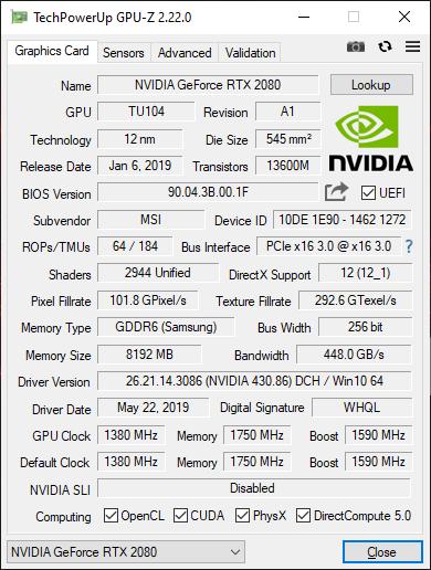 بررسی لپ تاپ MSI GE75 Raider: عملکرد Core i9 و RTX 2080   - لپ تاپ استوک